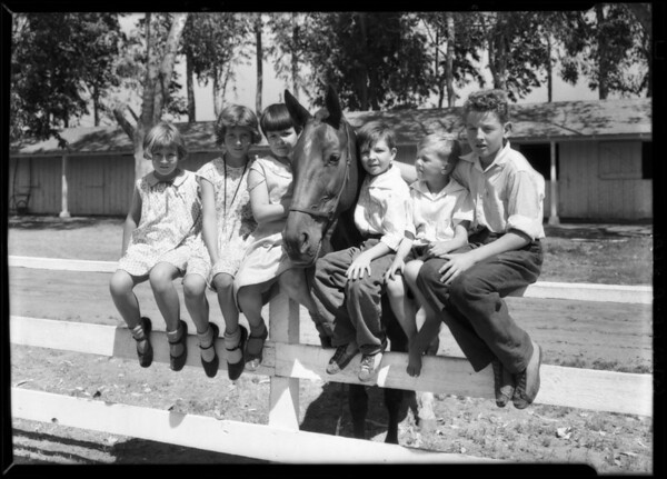 Chariot shots at fair grounds, Southern California, 1928