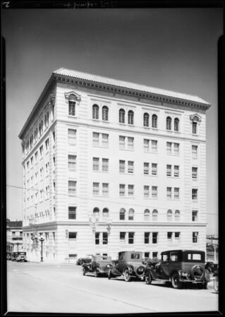 City Hall at San Pedro, Los Angeles, CA, 1929
