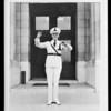 Hal Roberts & band, Southern California, 1931