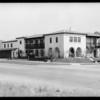 Duplex, 6724 Beverly Boulevard, Los Angeles, CA, 1929