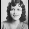 Portrait, Southern California, 1931