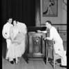 Majestic radio at Belcher School of Dancing, Southern California, 1929