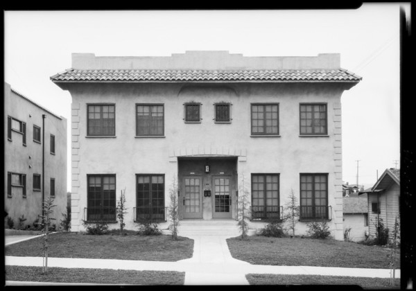 663 Imogen Avenue, Los Angeles, CA, 1925