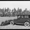 Chevrolet at Riverside, CA, 1925