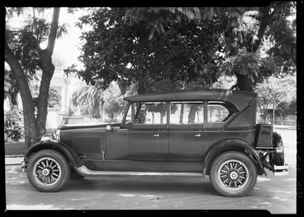 Shuger Manufacturing Co., Southern California, 1925