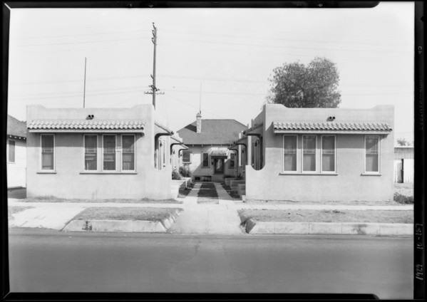 5870 South Figueroa Street, Los Angeles, CA, 1929