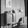 Hadlow Radio, shadows etc., Southern California, 1929