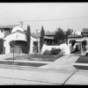 Two homes, foreclosures, Southern California, 1931