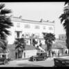 Crowd at 140 North New Hampshire Avenue, Los Angeles, CA, 1925
