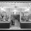 Cafe at 909 West 2nd Street, Southern California, 1930
