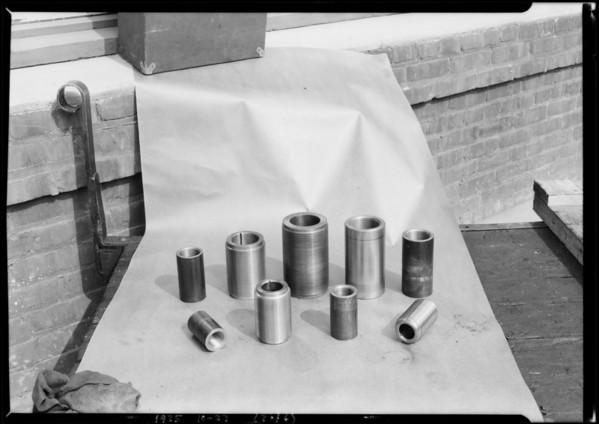 Johnson Pump Co., East 8th Street & South Santa Fe Avenue, Los Angeles, CA, 1925