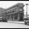 Pacific-Southwest Trust & Savings Bank - Central and Third Branch, 333 South Central Avenue, Los Angeles, CA, 1924