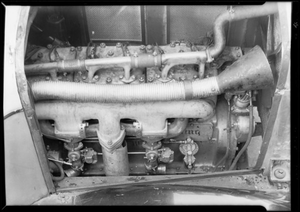 Bus #825, Motor Transit Co., Southern California, 1929