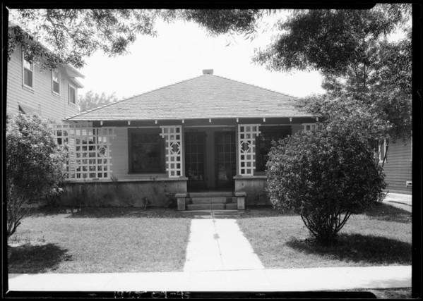 2210 West 31st Street, Los Angeles, CA, 1925