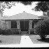 2210 West 31st Street, Los Angeles, CA, 1925