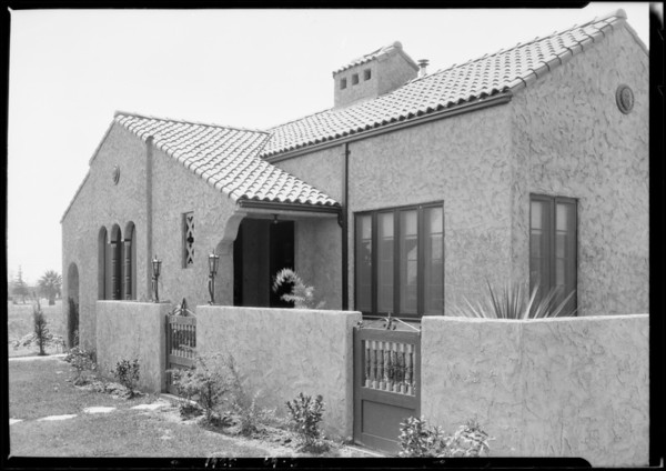 139 North Almont Drive, Beverly Hills, CA, 1925