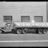 """Beacon"" oil truck, Southern California, 1931"