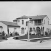 600 North McCadden Place, Los Angeles, CA, 1928