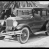 1928 Buick sedan at 926 South Gramercy Place, Los Angeles, CA, 1931