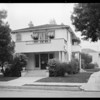 1726 North Mariposa, Southern California, 1925