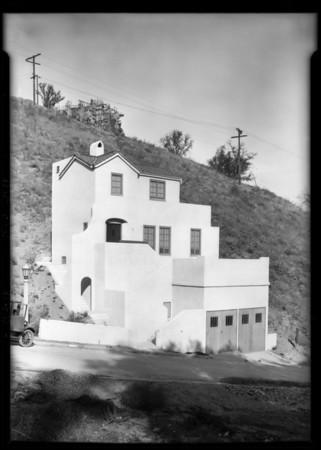 1323 Indiana Avenue, Monterey Hills, CA, 1925