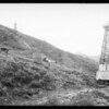 Oil field at Newhall, Southern California, 1930