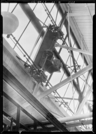 U.S. Motors at Goodrich plant, Southern California, 1928