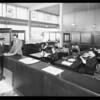 North American Auto Club office, Southern California, 1930