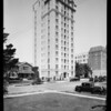 Fontenoy Apartments, 1811 Whitley Avenue, Los Angeles, CA, 1929