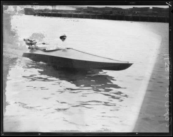 """Lido Baby"" at Long Beach, CA, 1928"
