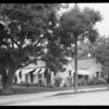 Pierre Houses, Pasadena, CA, 1925