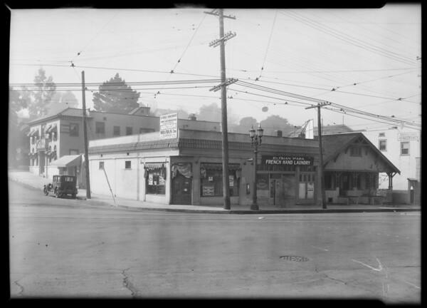 1400 Sunset Boulevard, Los Angeles, CA, 1930