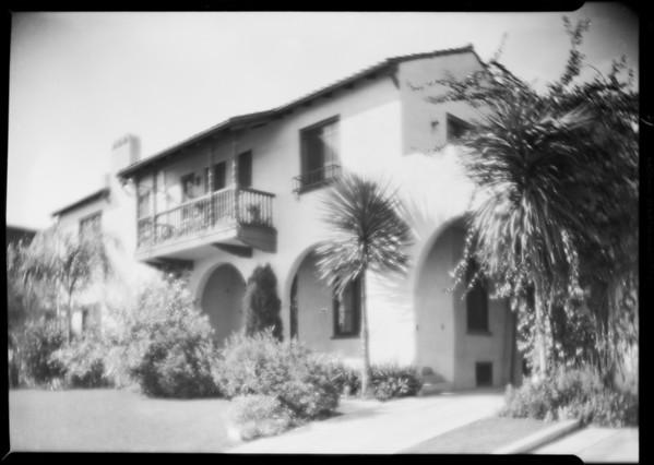 5101 Crenshaw Boulevard, Los Angeles, CA, 1931