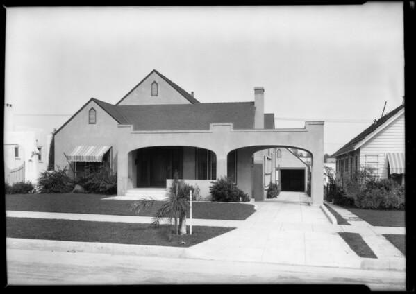 1964 North Catalina Street, Los Angeles, CA, 1925