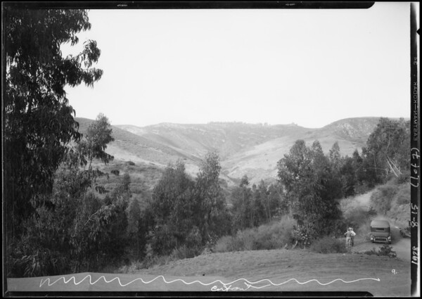 Property at Laguna Beach, CA, 1928