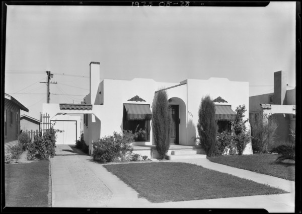 5922 4th Avenue, Los Angeles, CA, 1925