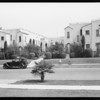 3843-3853 West 27th Street, Los Angeles, CA, 1928