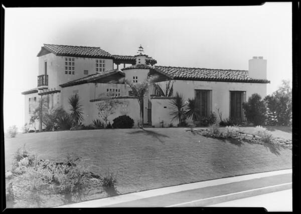1259 South Camden Drive, Los Angeles, CA, 1929