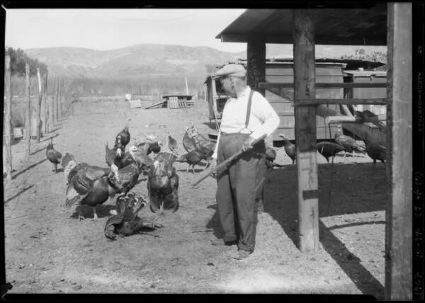 Camarillo Land Co., Camarillo, CA, 1927