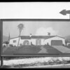 Oil paintings of houses, Southern California, 1928