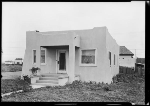 5619 Carlin Street, Los Angeles, CA, 1925