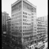 Sun building, West 7th Street and South Hill Street, Los Angeles, CA, 1928