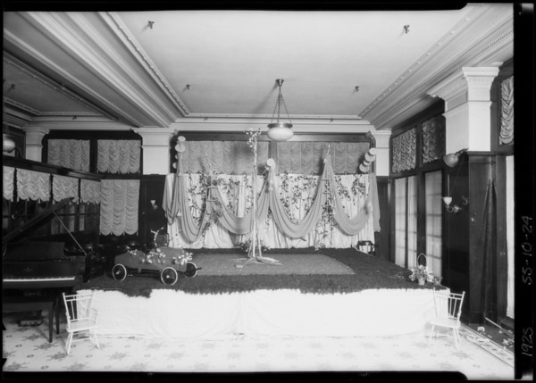 May Festival, Broadway Department Store, Los Angeles, CA, 1925