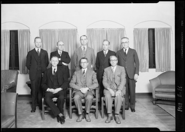 Committee for California Land Show, Southern California, 1929