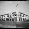 Greer Robbins building and electric repair department, Southern California, 1928