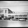 New view, branch at South La Brea Avenue & Country Club Drive, Los Angeles, CA, 1928