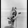 Car at beach - Helen Lambert, Southern California, 1928