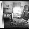 Bedroom, 2927 Walton Avenue, Los Angeles, CA, 1925