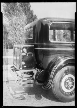 Studebaker at Hollywood, Paul G. Hoffman, Southern California, 1927