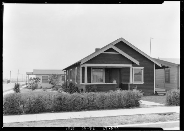 190 North Freeman Street, Hawthorne, CA, 1925